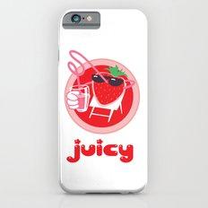 Juicy Strawberry Slim Case iPhone 6s