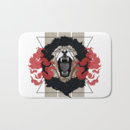 Lion Bath Mat