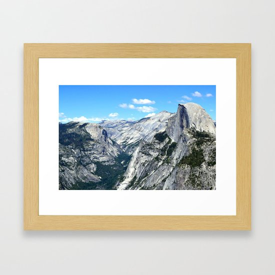 Half Dome View by tracyengle