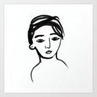 Hilmo Art Print