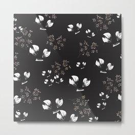 Inverted pattern Metal Print