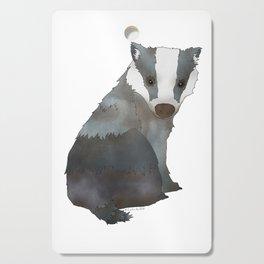 Badger Cutting Board
