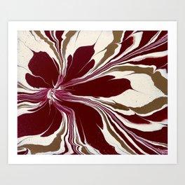 Mother's Flower Art Print