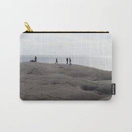 Rocks by the Cove Carry-All Pouch