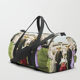 Cowtown Abbey Duffle Bag