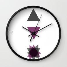 1954 Wall Clock