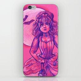 Vampire Princess iPhone Skin
