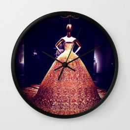 China Through The Looking Glass 5 Wall Clock