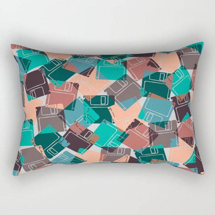 FLOPPY Rectangular Pillow