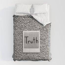 Truth Comforters