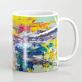 Equestria: Exciting Countryside Abstract Coffee Mug