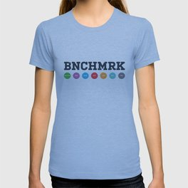 Benchmark Workout Infographic Poster T-shirt