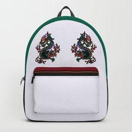 Dragon Tattoo Flash Backpack