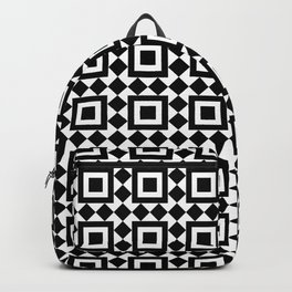 Moroccan Tiles Backpack