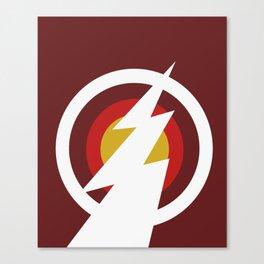 Speedster (Colored) Canvas Print