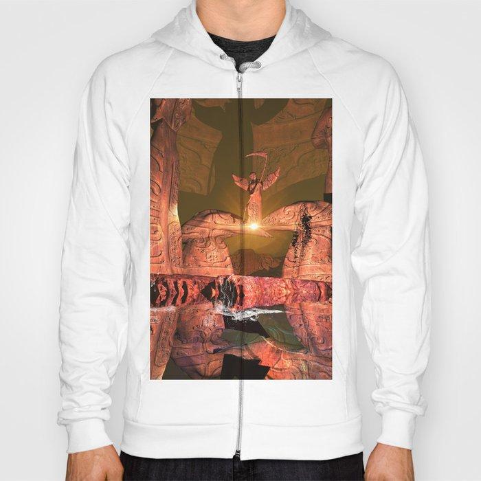 The angel of death Hoody