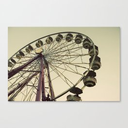 Fair Canvas Print