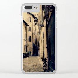 cinque Clear iPhone Case