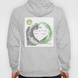 Flora and the Fern Hoody