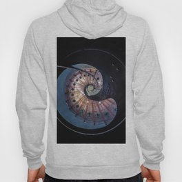 Spiral glass staircase Hoody