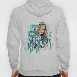 I want to swim in the Swanepoel Hoody