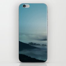 Mountain Blues iPhone & iPod Skin