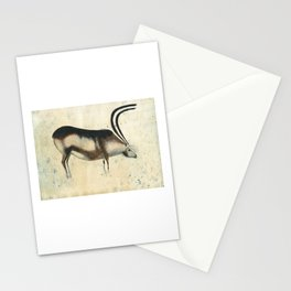 Cave art Stationery Cards