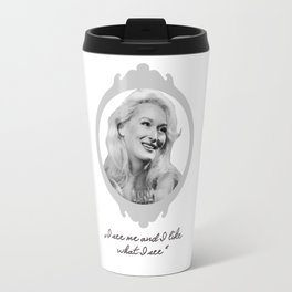 Madeline Ashton- Death Becomes Her/ Meryl Streep Travel Mug