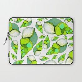 Green shells Laptop Sleeve