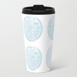 aquarius blues Travel Mug