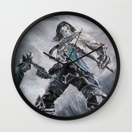 Darksiders Wall Clock