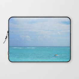 Caribbean Sea Laptop Sleeve