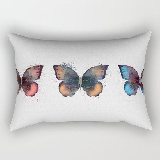 butterfly's Rectangular Pillow