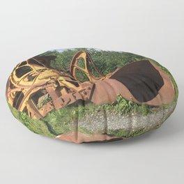 Final Resting Place Floor Pillow