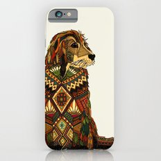 Golden Retriever ivory iPhone 6s Slim Case