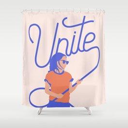 Unite Shower Curtain