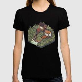 Squared Landscape III T-shirt