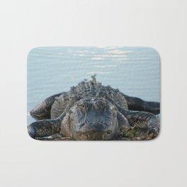 Gator Face Bath Mat
