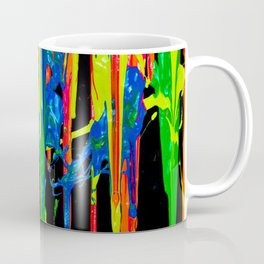 Don't Cry Over Spilled Paint Coffee Mug