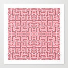 Symmetry 9 Canvas Print