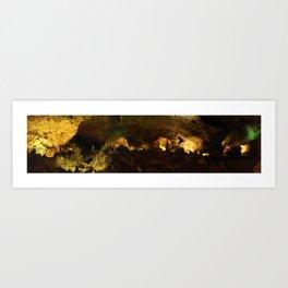 Carlsbad Caverns Panorama Art Print