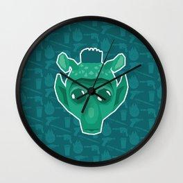 Greedo Wall Clock