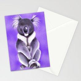 Cool Buddha Koala Stationery Cards