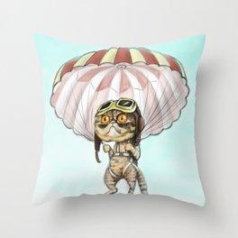 PARA EDISON Throw Pillow