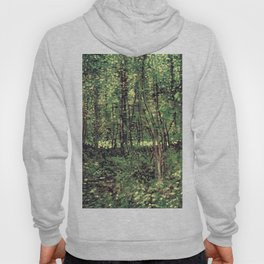 Trees and Undergrowth Hoody