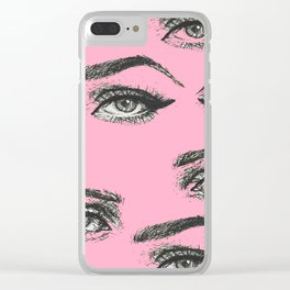 Eyes Clear iPhone Case