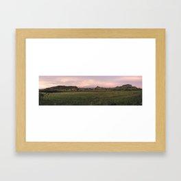 Veadeiros (Panorama) Framed Art Print