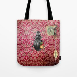 The Old Apartment Tote Bag