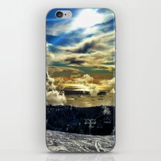 No Words iPhone & iPod Skin
