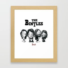 The Bintles Framed Art Print